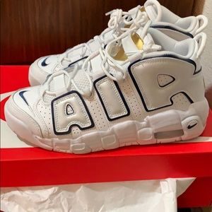 Nike Air More Uptempo 6.5Y Women's 8.5